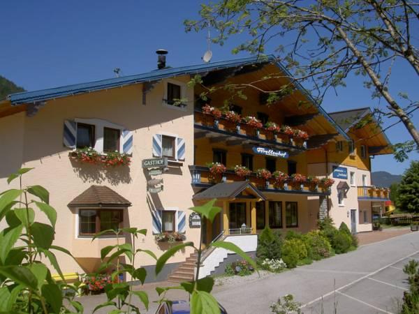 Hammerwirt - Forellenhof, Untertauern, Rakousko