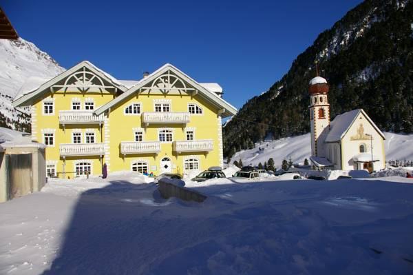 Appartement Wildspitz', Vent, Rakousko