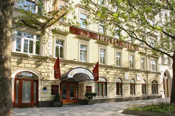 Austria Classic Hotel Wien, Vídeň, Rakousko