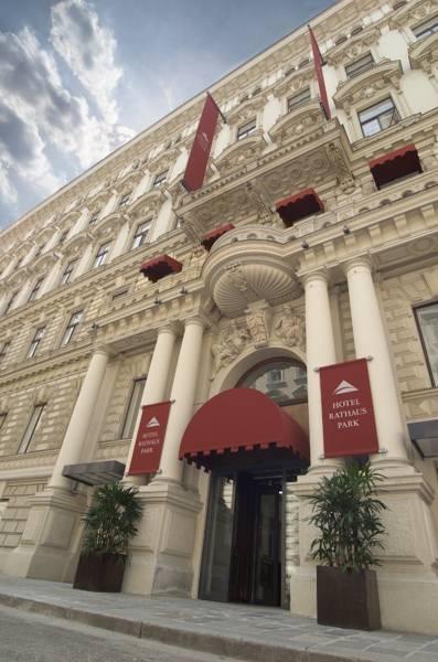 Austria Trend Hotel Rathauspark, Vídeň, Rakousko