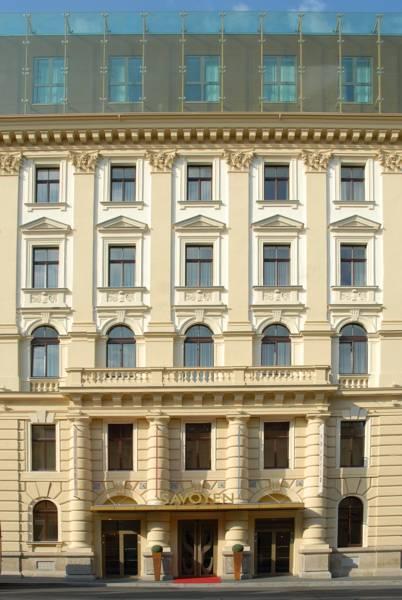 Austria Trend Hotel Savoyen Vienna, Vídeň, Rakousko