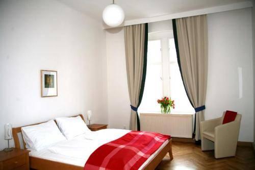 Belvedere Appartements, Vídeň, Rakousko