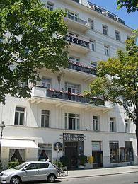 Best Western Hotel Pension Arenberg, Vídeň, Rakousko