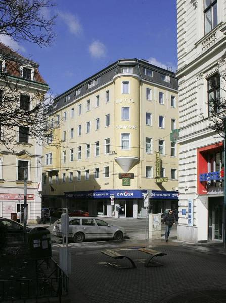 City Hotel Tabor, Vídeň, Rakousko