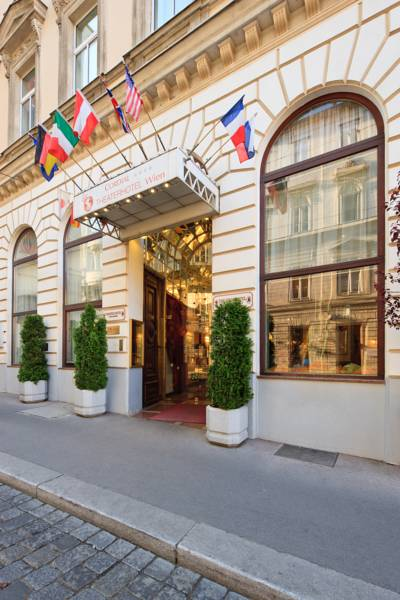 Cordial Theaterhotel Wien, Vídeň, Rakousko
