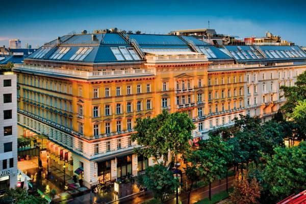 Grand Hotel Wien, Vídeň, Rakousko