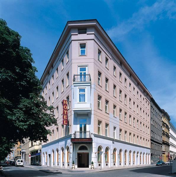 Hotel Am Augarten, Vídeň, Rakousko