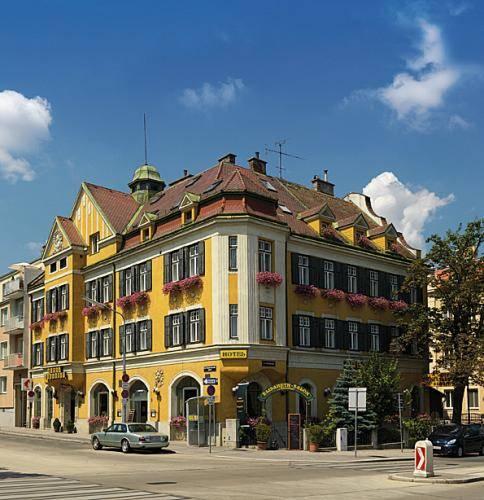 Hotel Bergwirt, Vídeň, Rakousko
