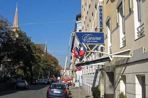 Hotel Carina, Vídeň, Rakousko