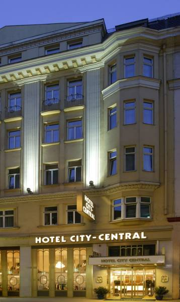 Hotel City Central, Vídeň, Rakousko