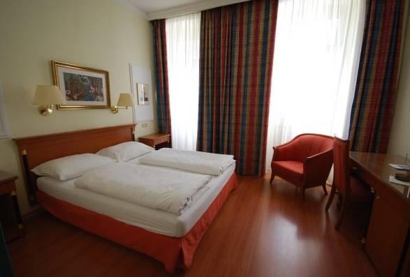 Hotel Cristall, Vídeň, Rakousko