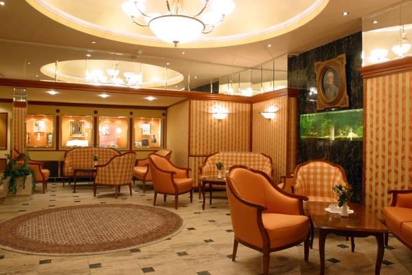 Hotel Erzherzog Rainer, Vídeň, Rakousko