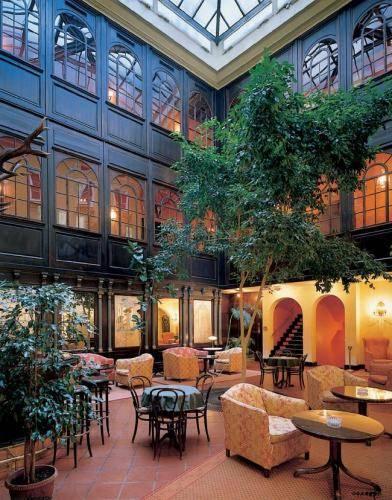 Hotel König von Ungarn, Vídeň, Rakousko