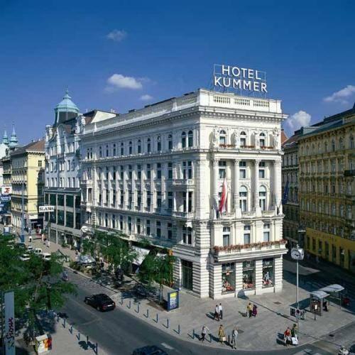 Hotel Kummer, Vídeň, Rakousko