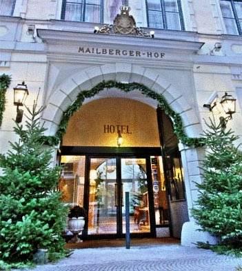 Hotel Mailberger Hof, Vídeň, Rakousko