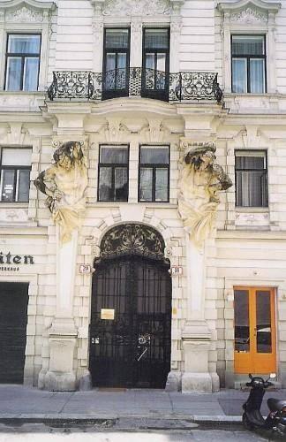 Hotel Pension Lumes, Vídeň, Rakousko
