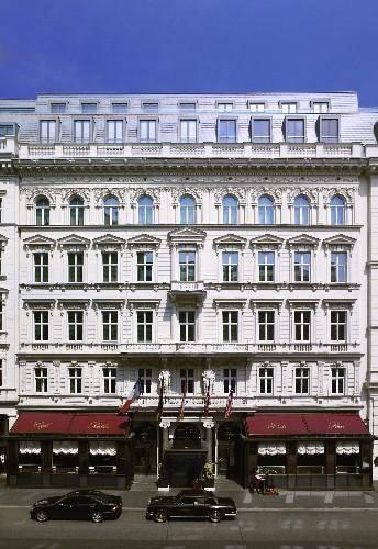 Hotel Sacher Wien, Vídeň, Rakousko