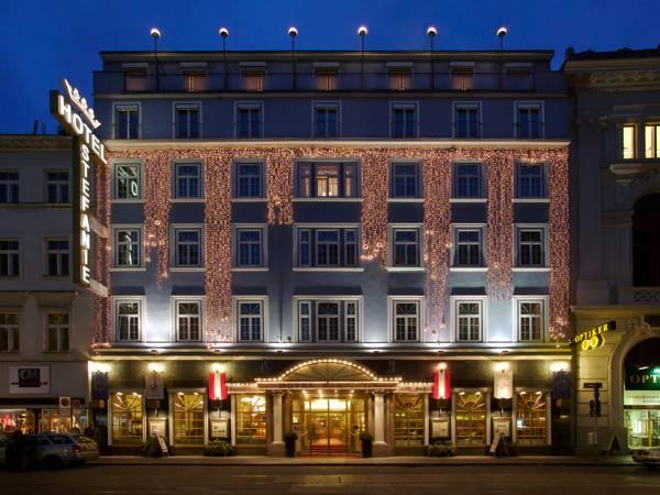 Hotel Stefanie, Vídeň, Rakousko