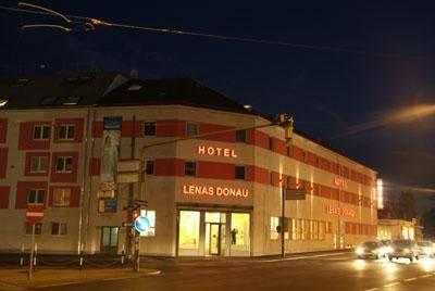Lenas Donau Hotel, Vídeň, Rakousko