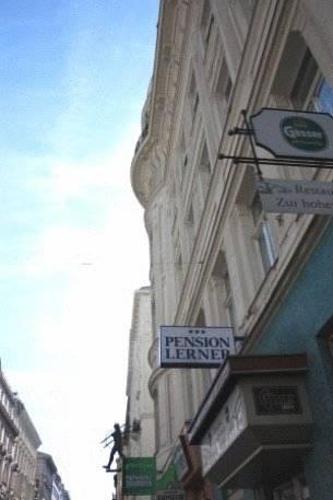Lerner Pension, Vídeň, Rakousko