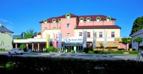 HB1 Congresshotel Villach, Villach, Rakousko