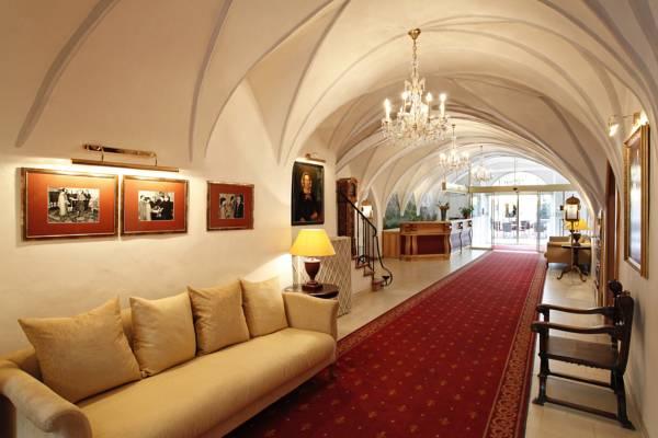 Romantik Hotel Post, Villach, Rakousko