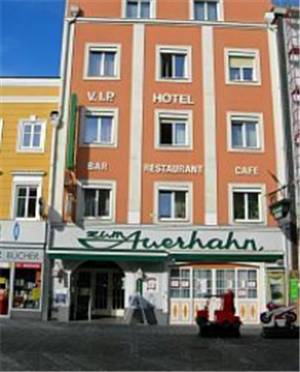 Hotel Auerhahn, Vöcklabruck, Rakousko