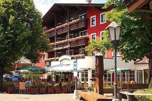 Hotel Garni & Appartements Ilgerhof, Walchsee, Rakousko