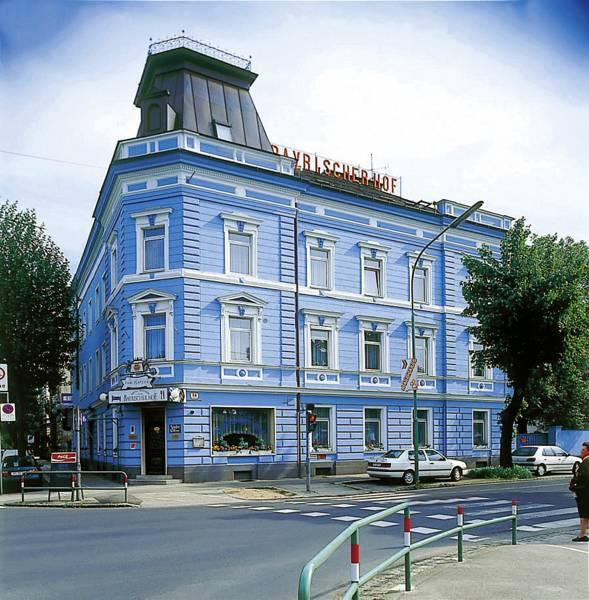 Hotel Bayrischer Hof, Wels, Rakousko