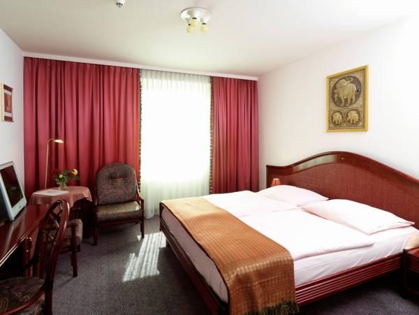 Hotel Freizeittempel, Wiener Neustadt, Rakousko