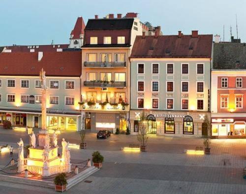 Hotel Zentral, Wiener Neustadt, Rakousko