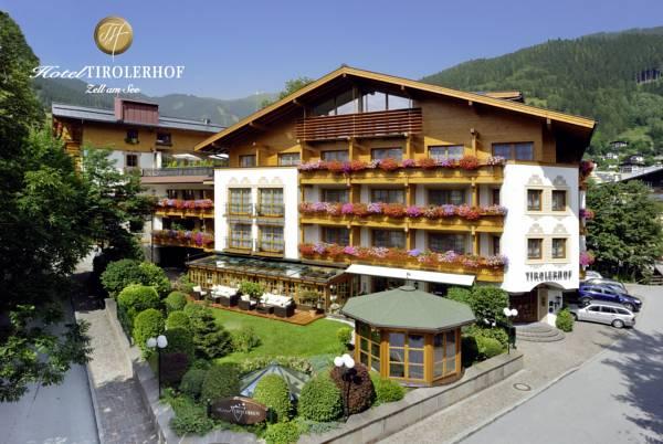 Hotel Tirolerhof Zell am See, Zell am See, Rakousko