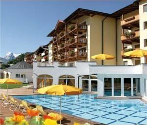 Sporthotel Alpenblick, Zell am See, Rakousko