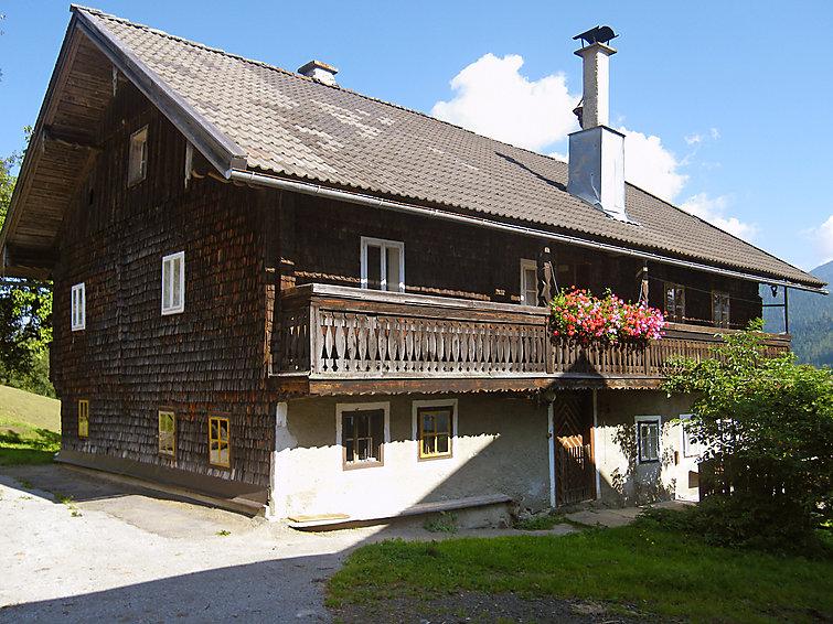 Ubytování v Rakousku, Hüttau