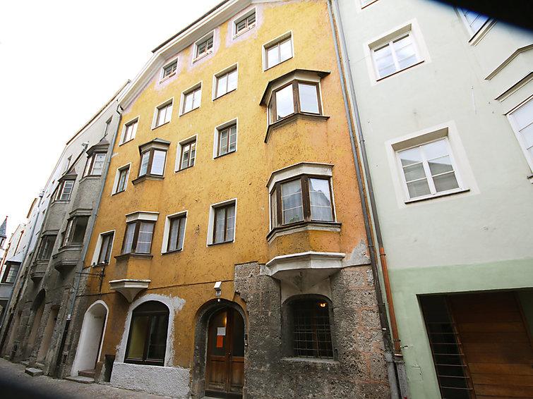 Ubytování v Rakousku, Hall in Tirol