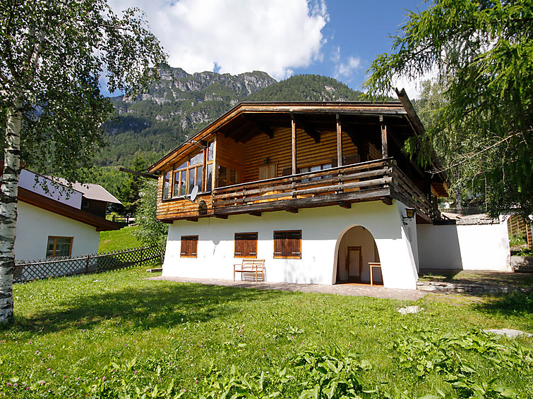 Ubytování v Rakousku, Gschnitztal