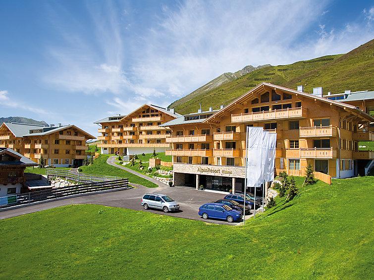 Ubytování v Rakousku, Kühtai