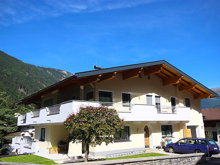 Ubytování v Rakousku, Finkenberg