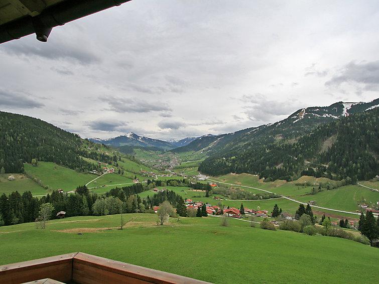 Ubytování v Rakousku, Oberau