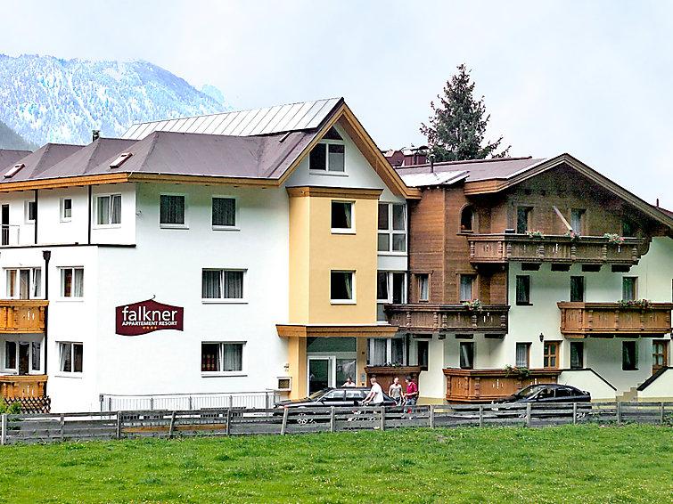 Ubytování v Rakousku, Längenfeld