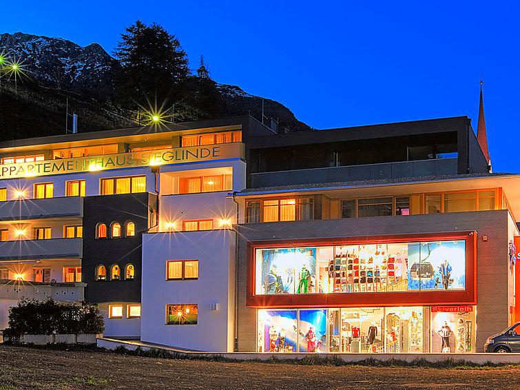 Ubytování v Rakousku, Sölden