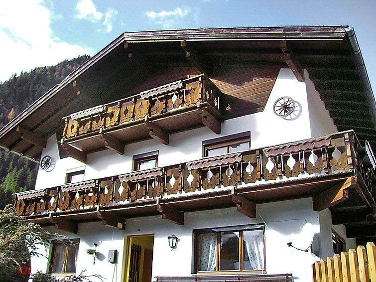 Ubytování v Rakousku, Sankt Leonhard im Pitztal