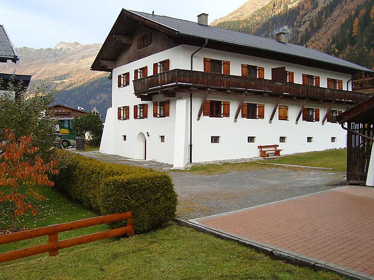 Ubytování v Rakousku, Feichten im Kaunertal