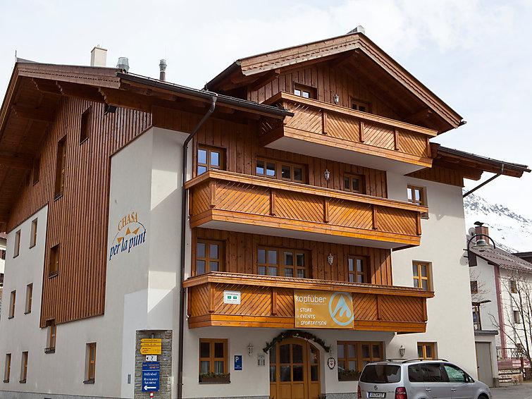 Ubytování v Rakousku, Galtür