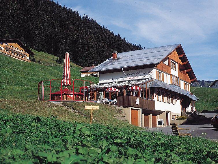Ubytování v Rakousku, Damüls