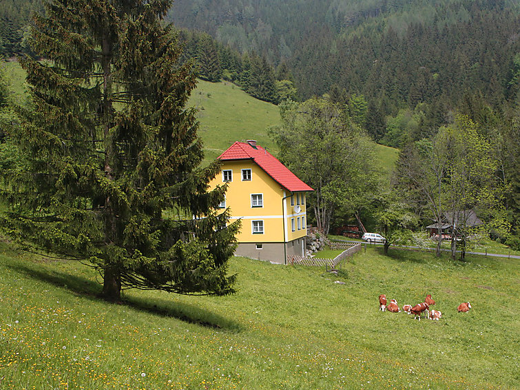 Ubytování v Rakousku, Breitenau am Hochlantsch