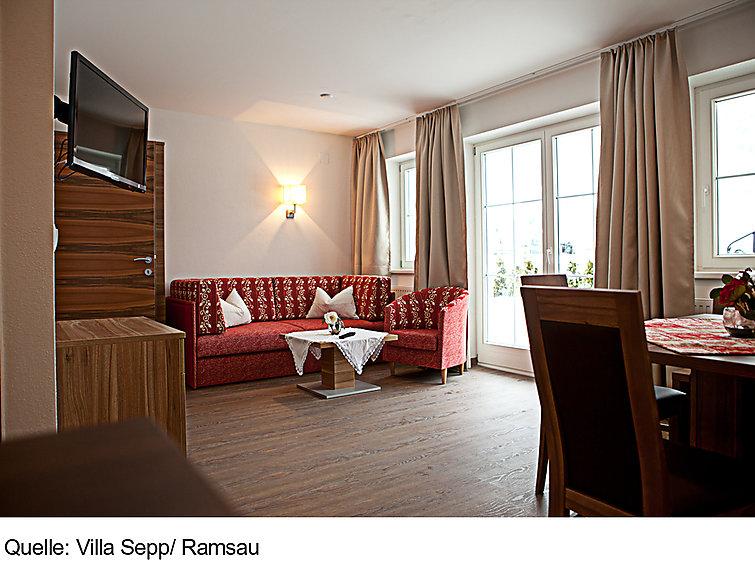 Ubytování v Rakousku, Ramsau im Zillertal