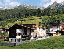 Ubytov�n� v Rakousku v apartm�nu Mattle, Pettneu am Arlberg (Rakousko, Arlberg, Pettneu am Arlberg)