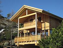 Ubytov�n� v Rakousku v rekrea�n�m dom� Alpenpark Turrach Steinalm, Turracher H�he (Rakousko, Korutany, Turracher H�he)