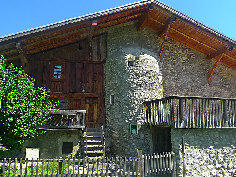 Ubytování ve Švýcarsku, Grandvillard